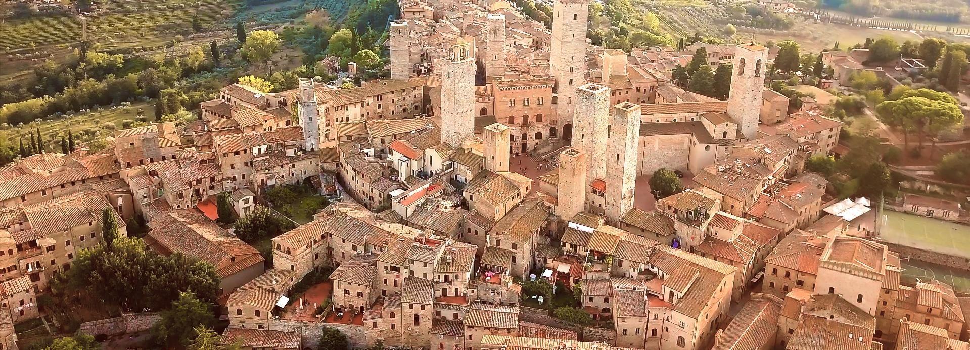Siena, San Gimignano en Chianti met wijnproeverij en lunch