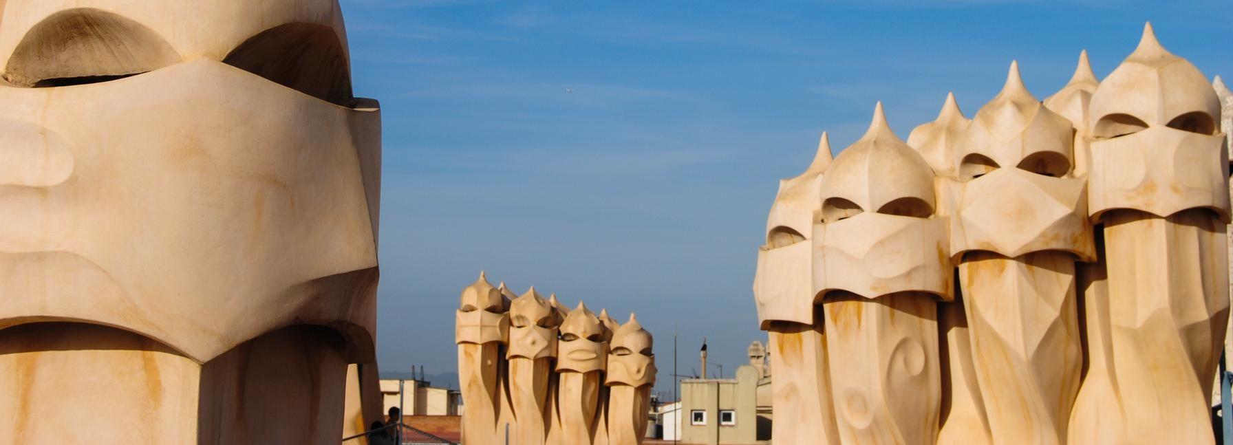Barcelone: visite privée de la Casa Mila et de la Casa Vicens