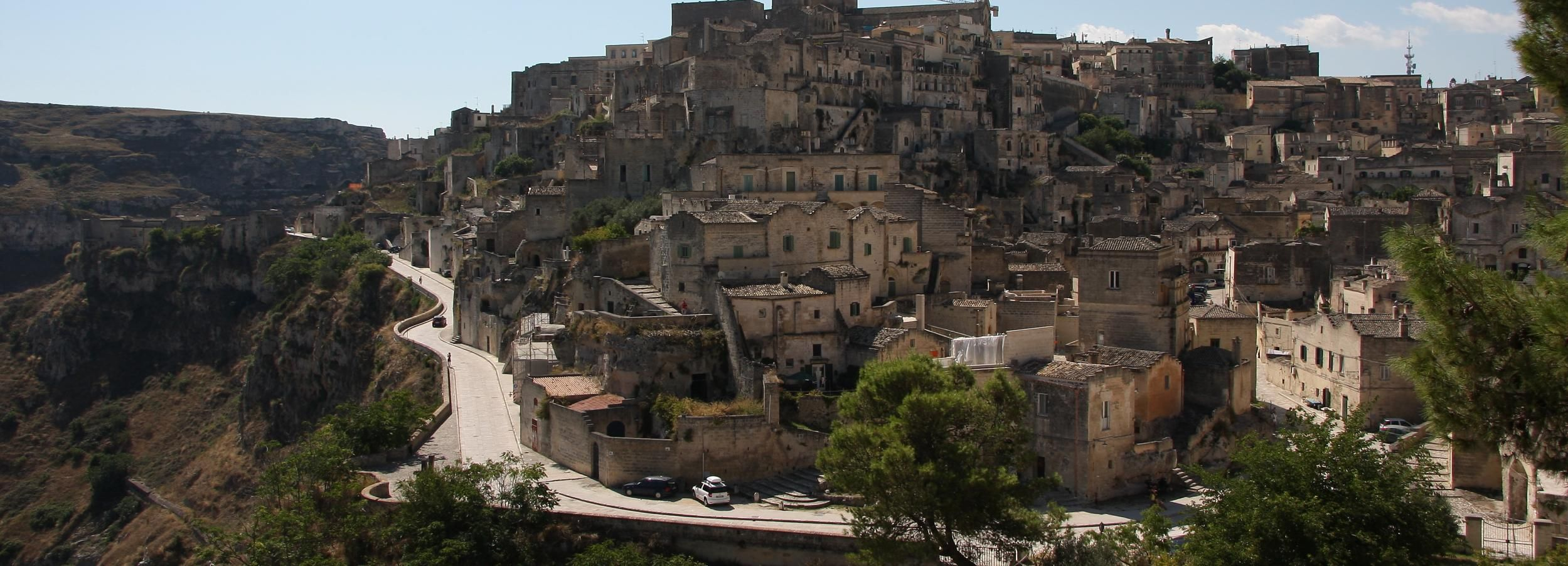 Matera: Private Walking Tour by Night