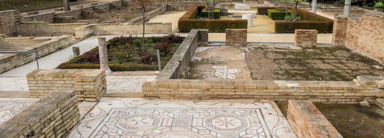 Itálica: 3-godzinna wycieczka po mieście cesarzy z Sewilli