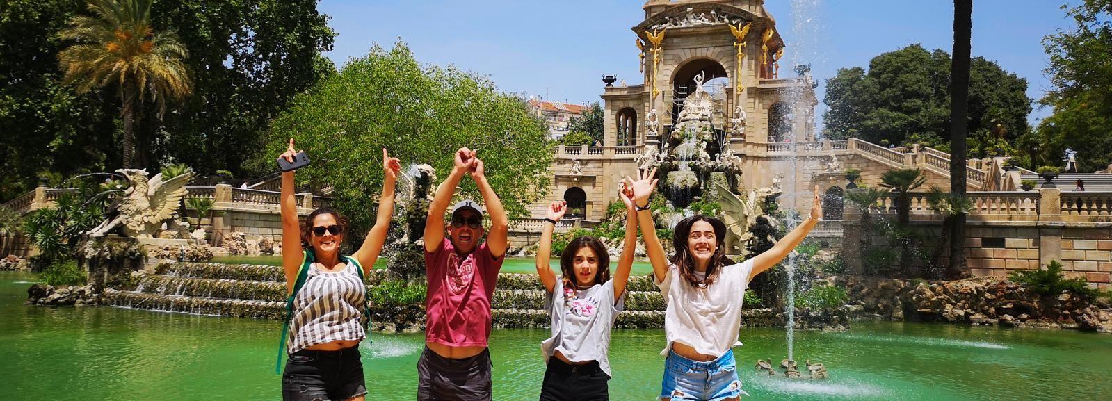 Barcelone: visite privée de 2 heures des points forts de la ville privée