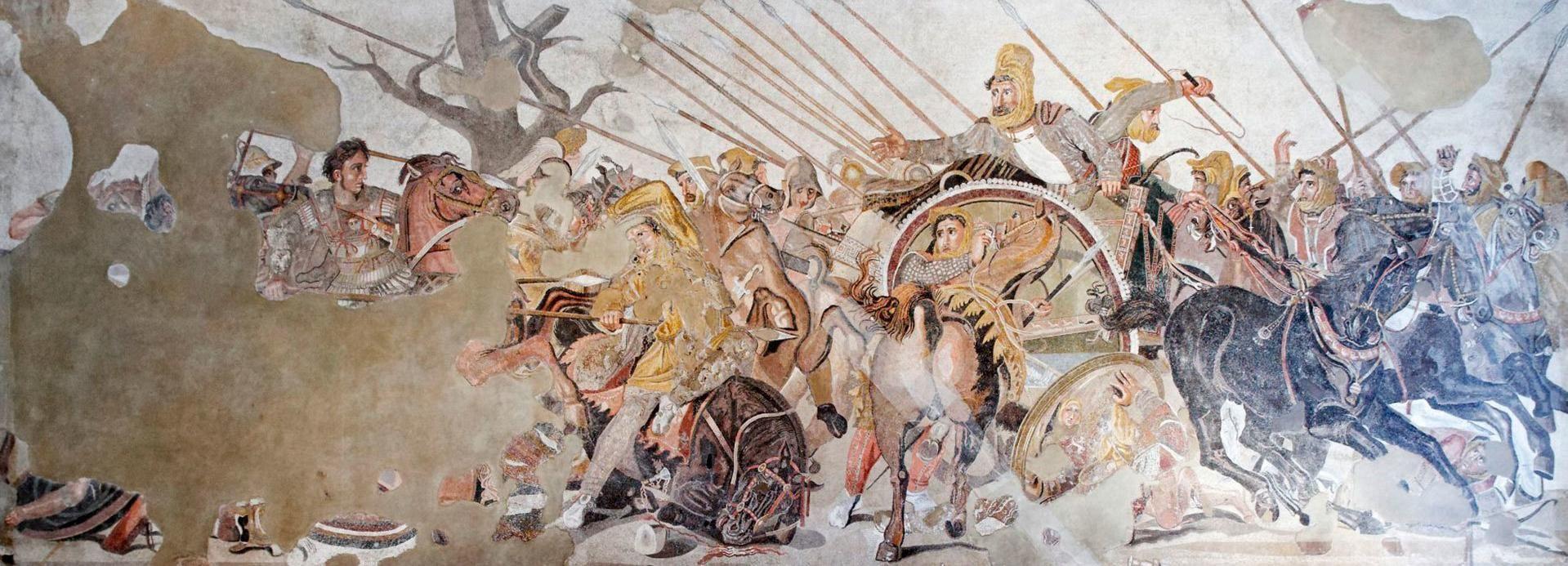 Visite guidée privée du musée national d'archéologie de Naples