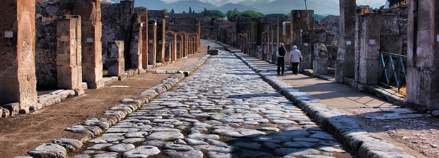 Pompéi VIP: coupe-file avec votre guide archéologue