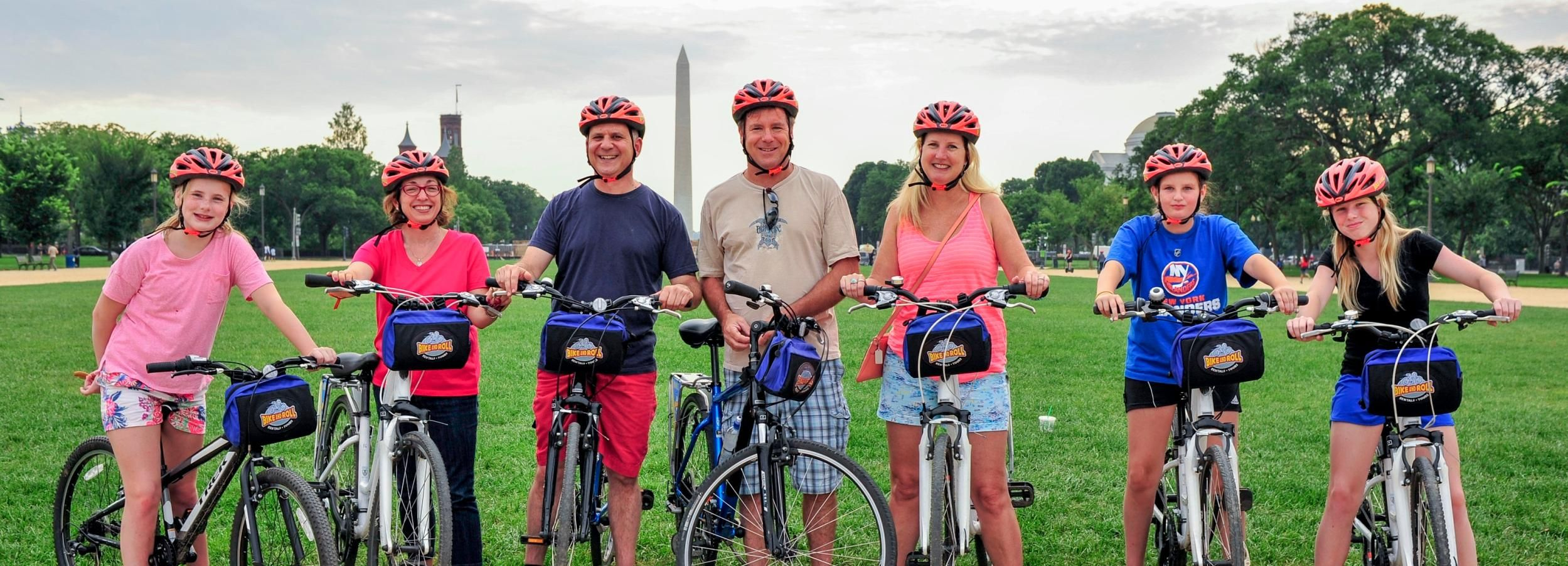 Washington DC: Monuments and Memorials Bike Tour