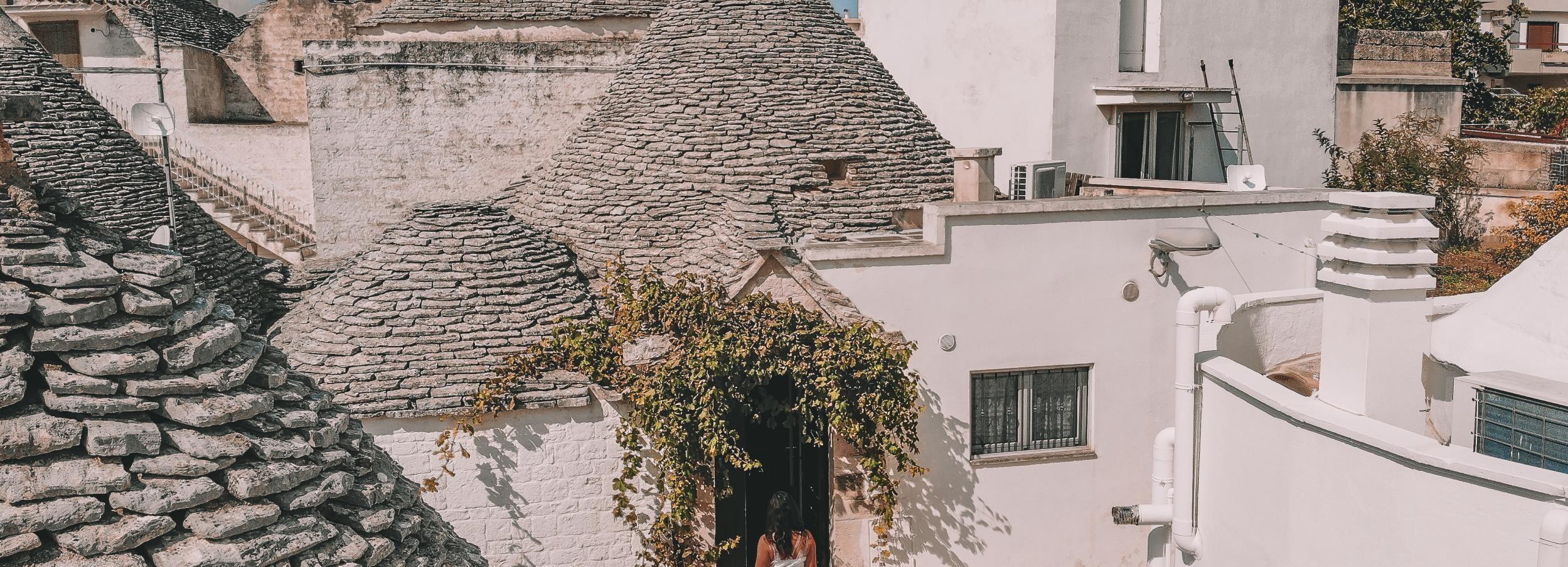 Alberobello: 4-Hour Tour from Matera