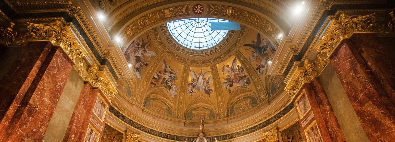 Budapest: tour della chiesa cattolica