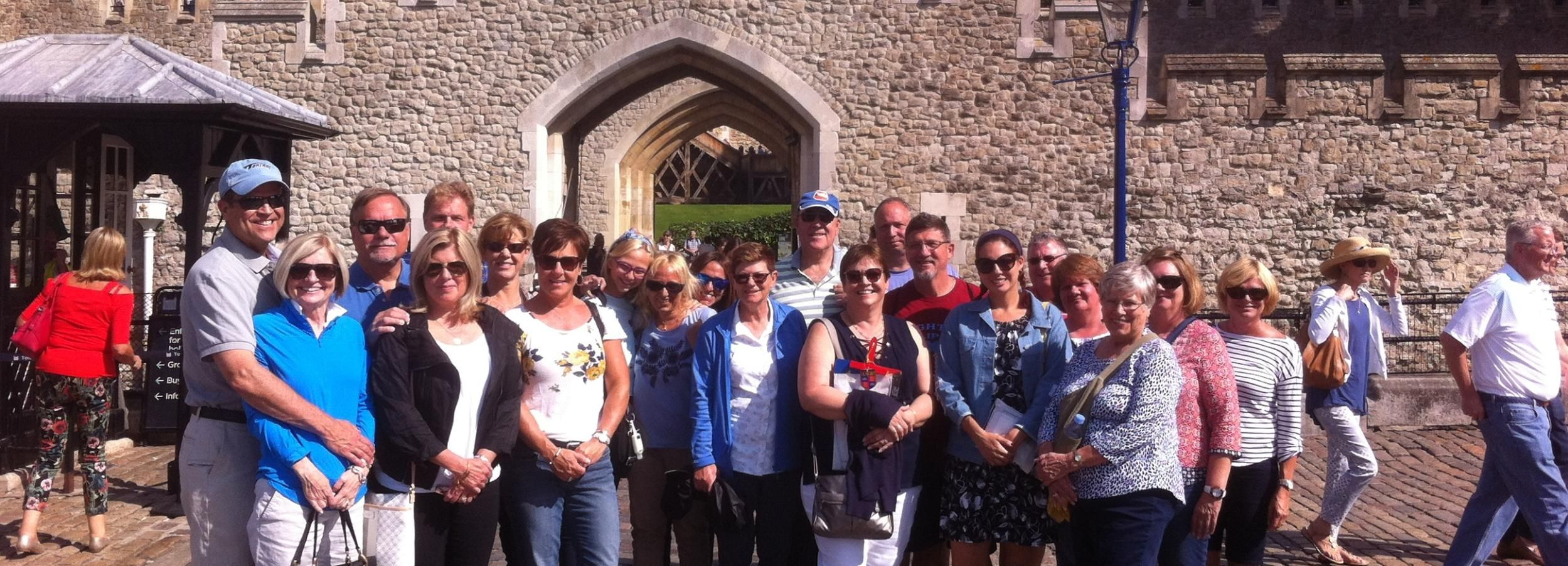 London: Einlass zum Tower of London & Themse-Rundgang