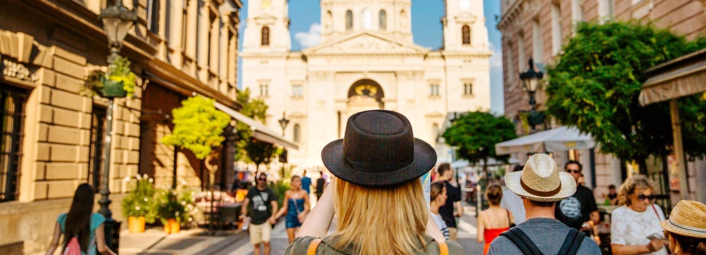 布達佩斯:3小時大城市之旅和城堡步道