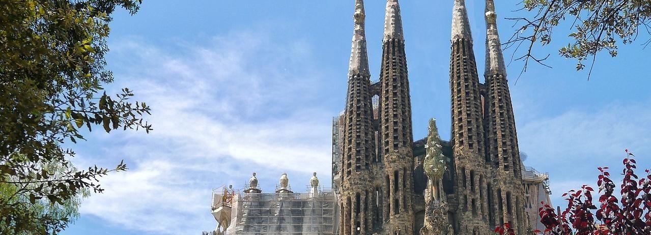 Barcelona: Small-Group Sagrada Familia Express Tour