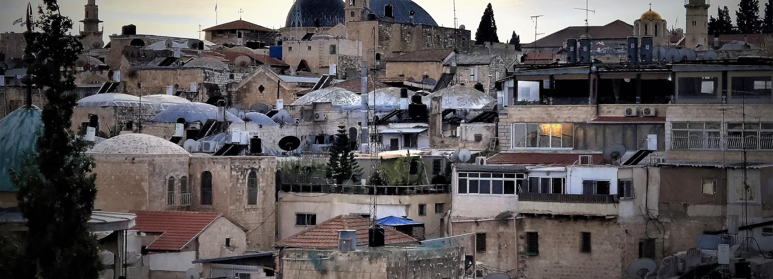 Gerusalemme: tour privato del patrimonio mondiale con prelievo dall'hotel