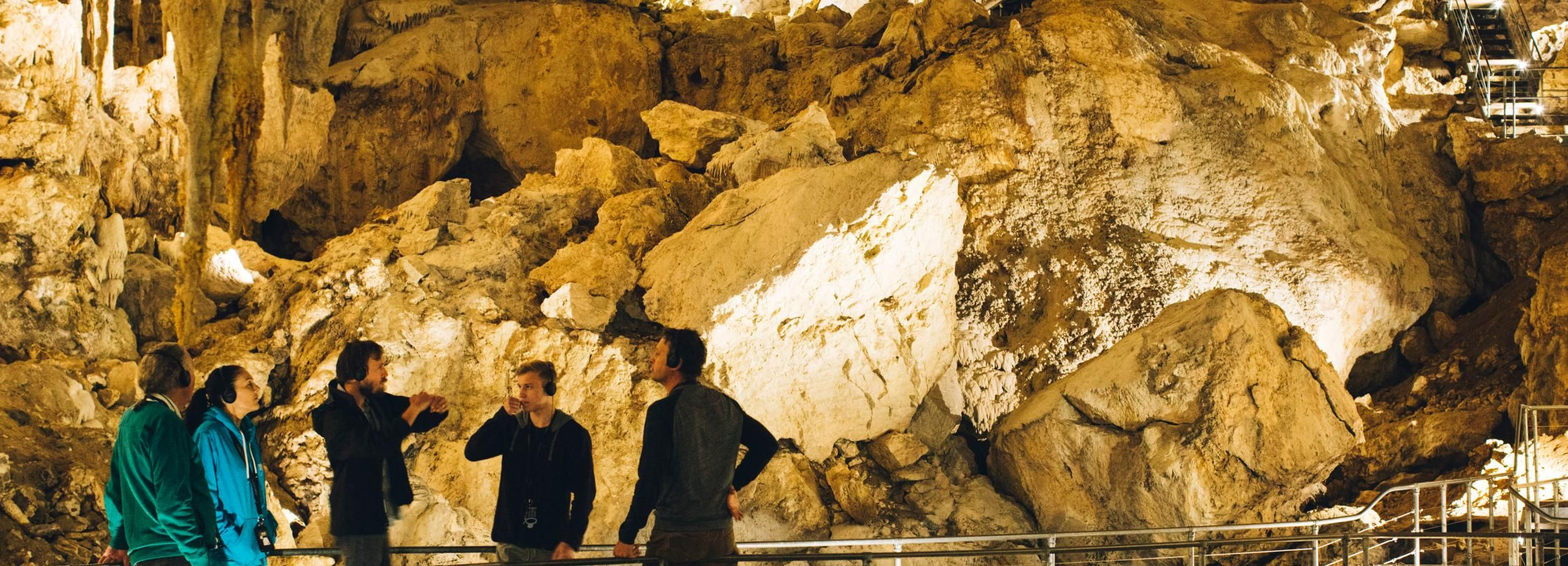 Margaret River: Self-Guided Audio Tour of Mammoth Cave