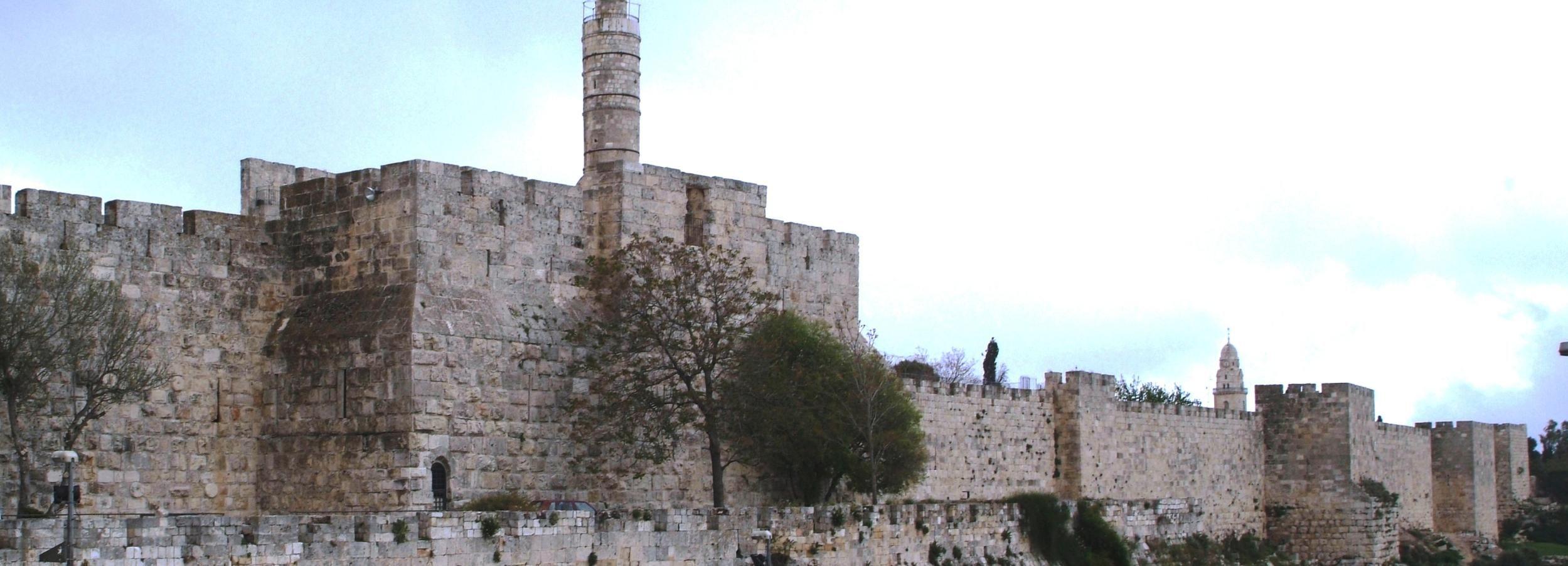 Gerusalemme cristiana: tour privato