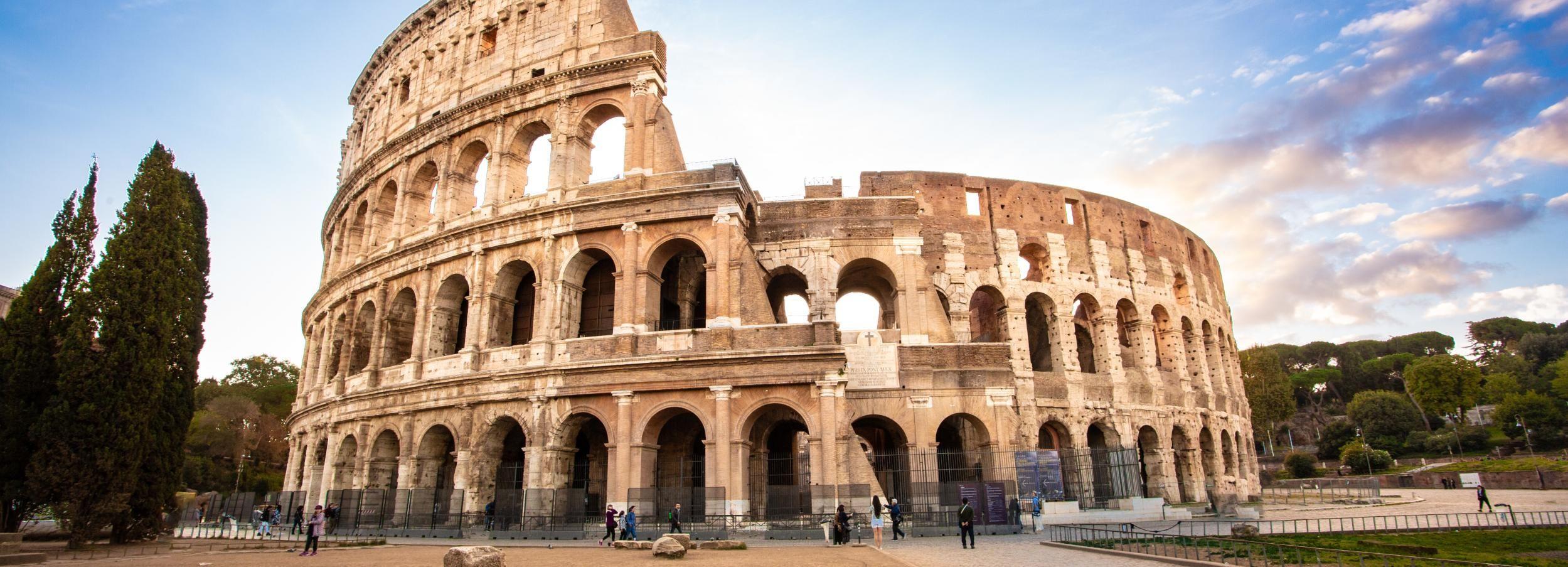 Roma: salta la fila al Colosseo, al Foro e al Colle Palatino
