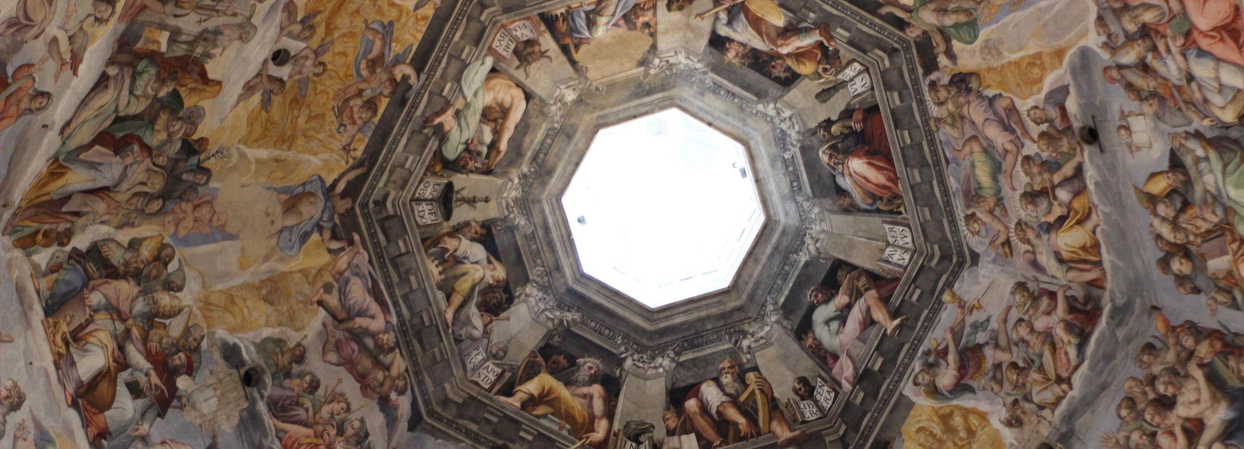 Florence: billet d'entrée au dôme de Brunelleschi