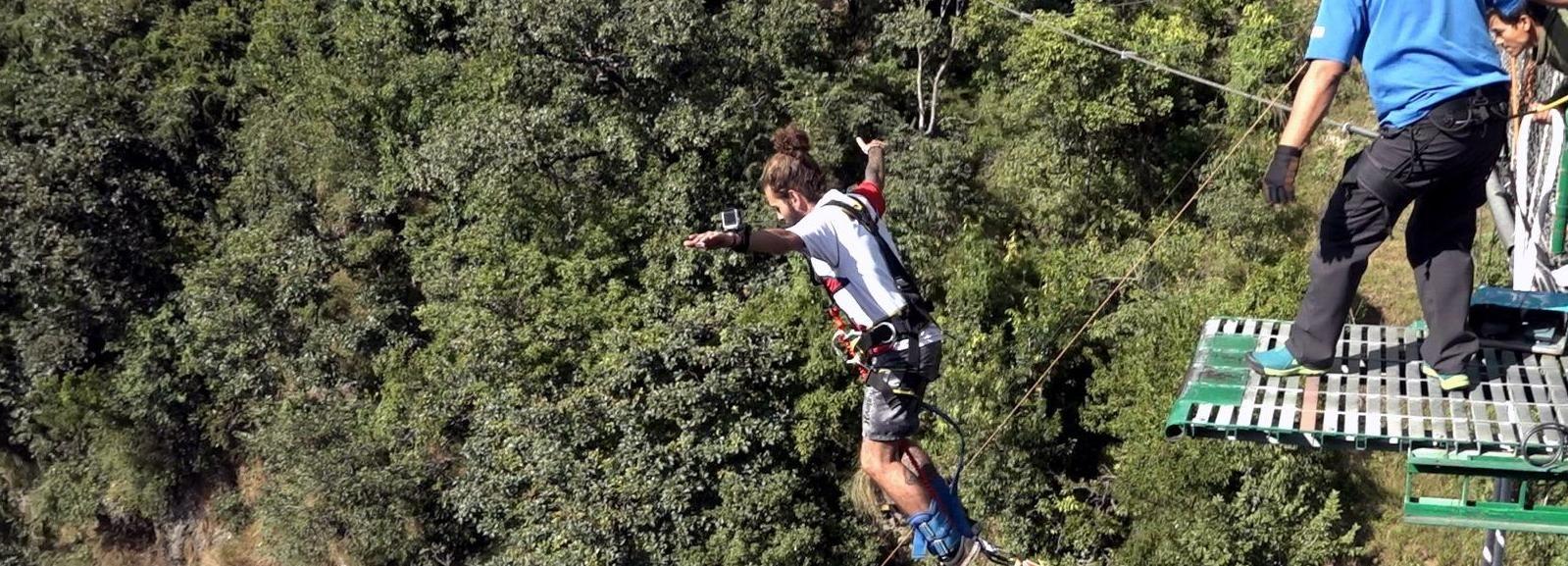 From Kathmandu: Bungee Jumping Day Trip