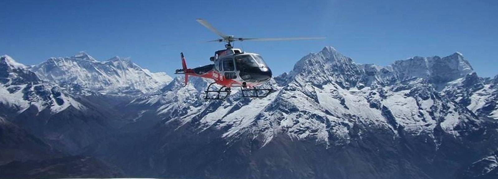 Everest: Half-Day Helicopter Tour
