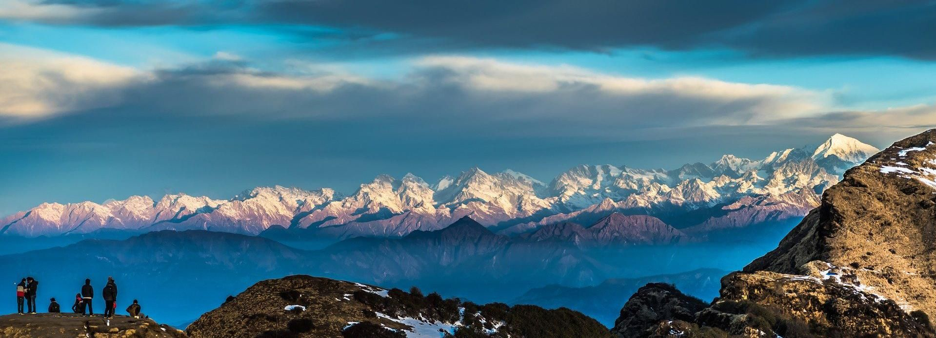 From Kathmandu: 3-Day Trek to Nagarkot via Chisapani