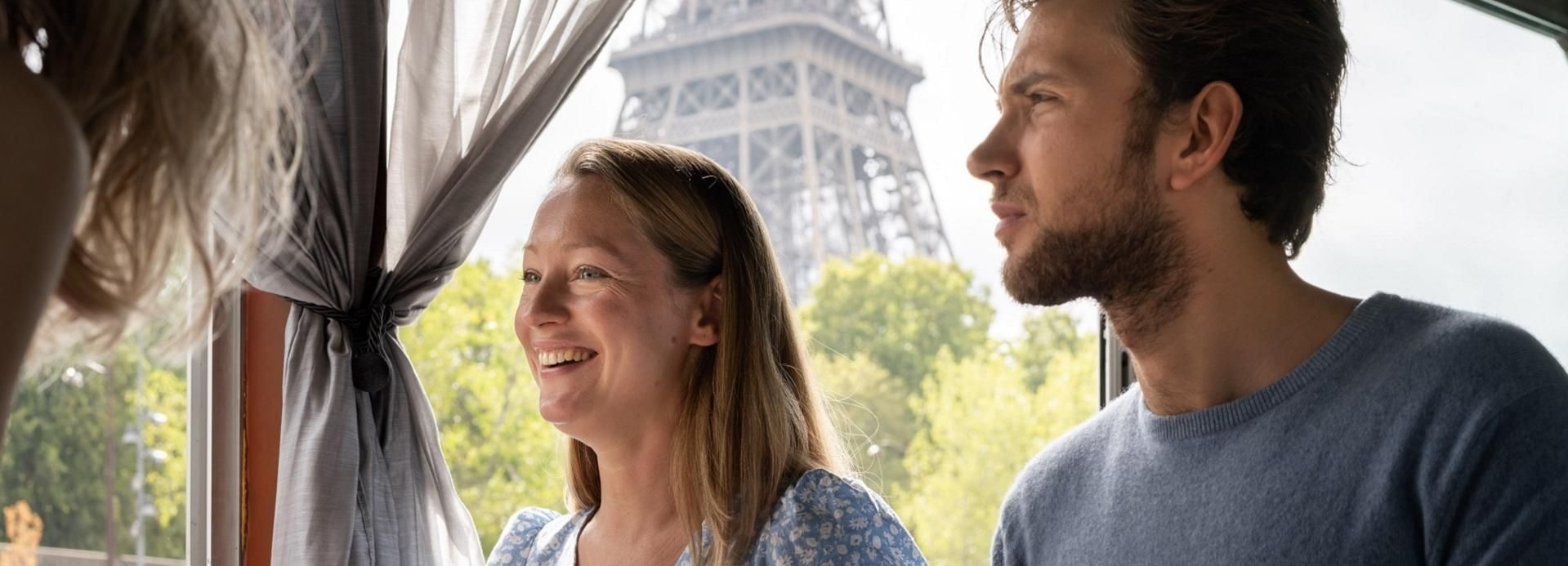 Paris: 3-Course Lunch Cruise on the River Seine