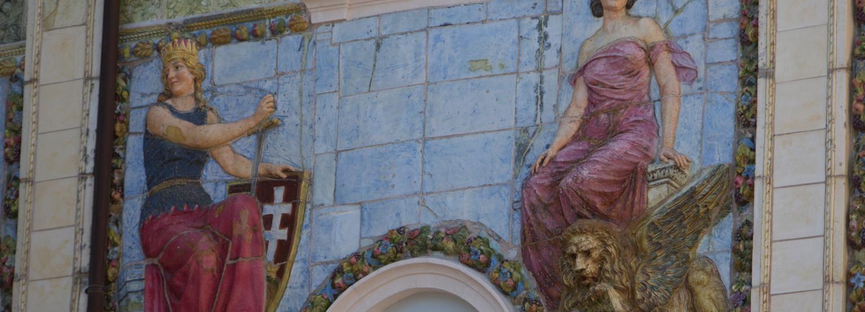 2-stündige Liberty Villas-Tour am Lido von Venedig