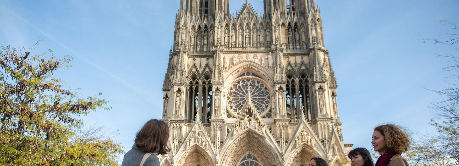 Reims Champagne Full-Day Tour from Paris