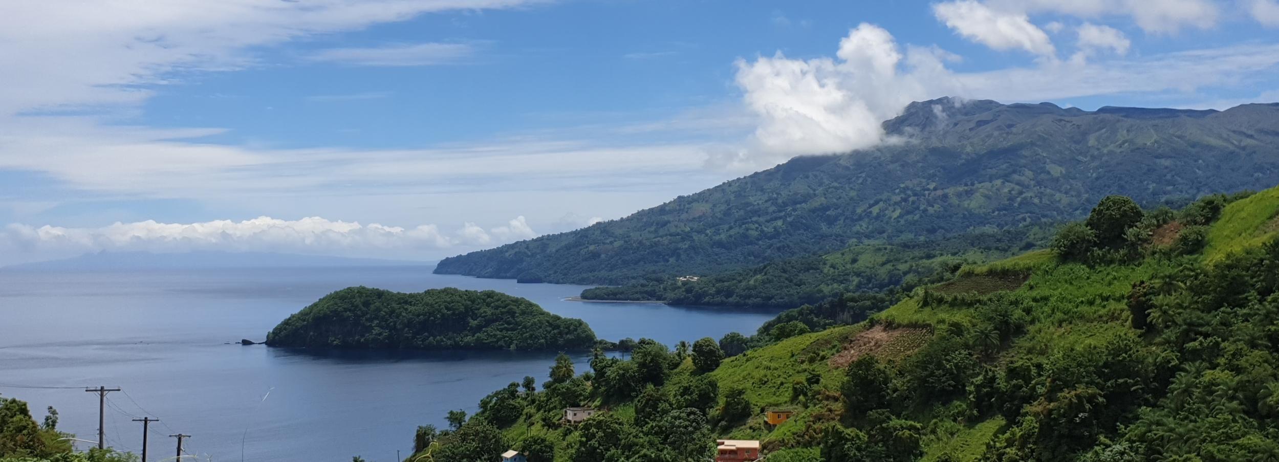 Kingstown: La Soufriere Volcano Hike