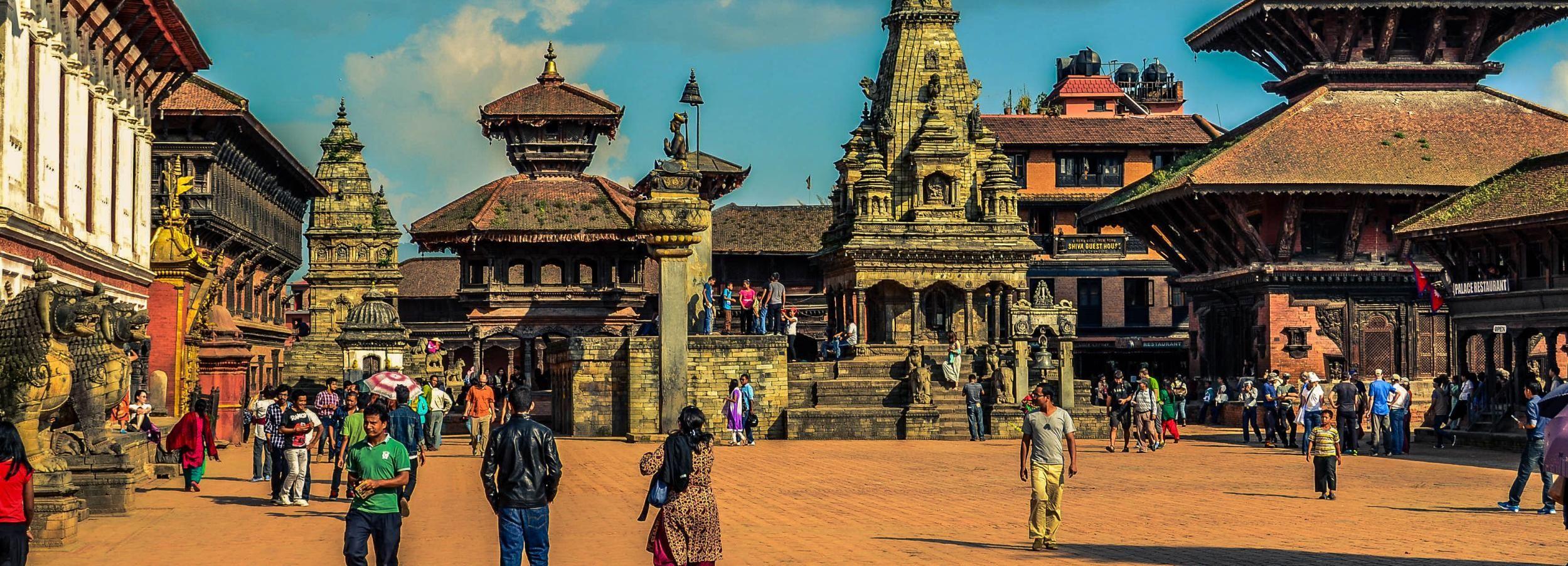 Kathmandu: Panauti and Bhaktapur Day Trip