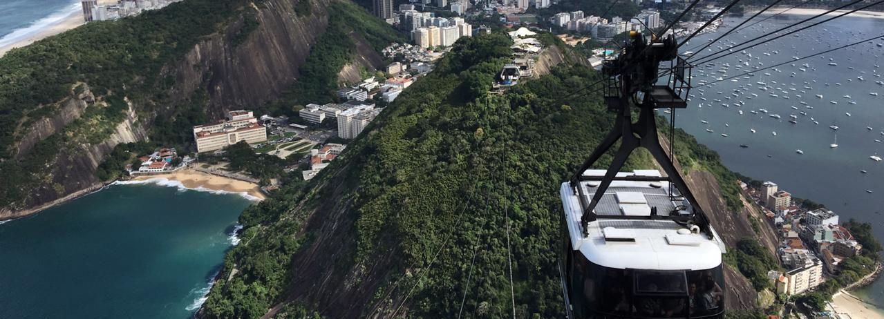 Rio de Janeiro: Sugar Loaf Hike