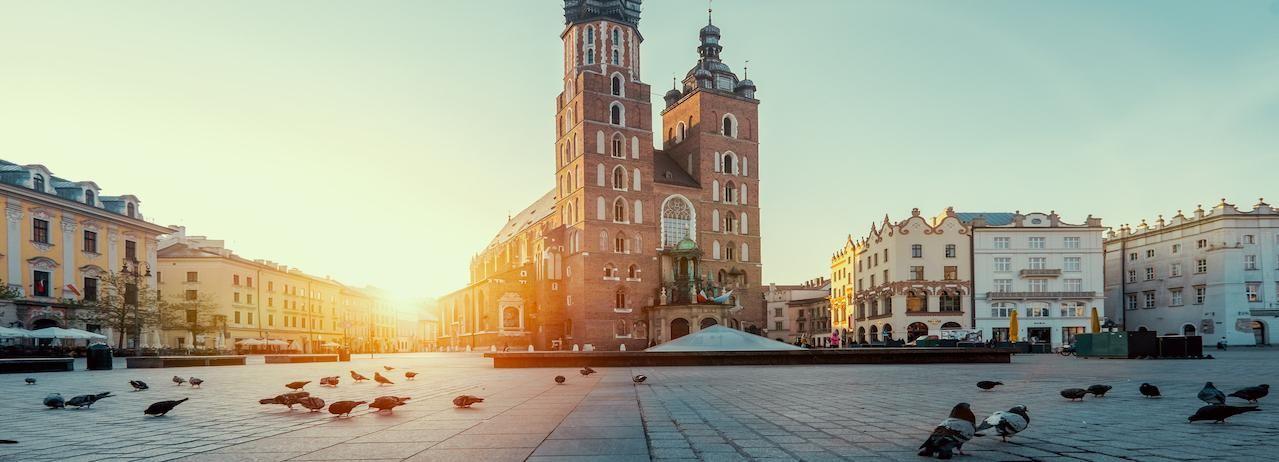 Krakow: Old Town Walking Tour