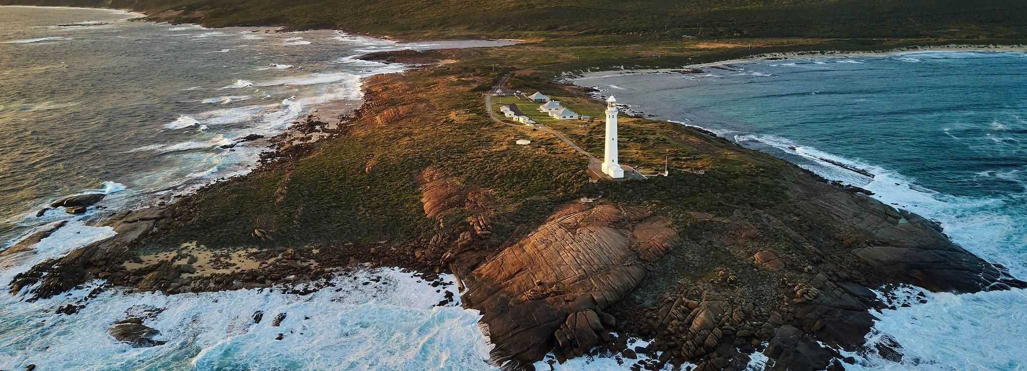 Augusta: Cape Leeuwin Lighthouse Tour