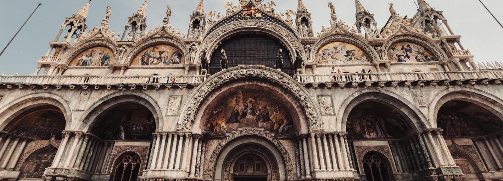 Palazzo Ducale e Basilica di San Marco: tour prioritario