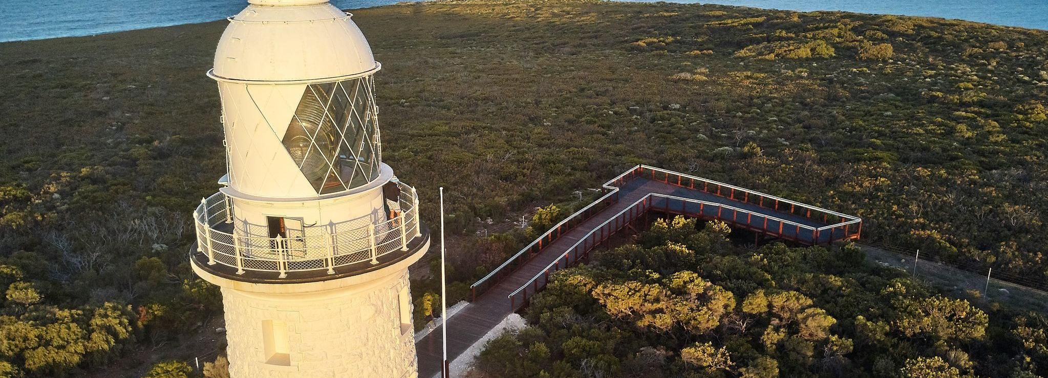 Margaret River: Cape Naturaliste Lighthouse Guided Tour