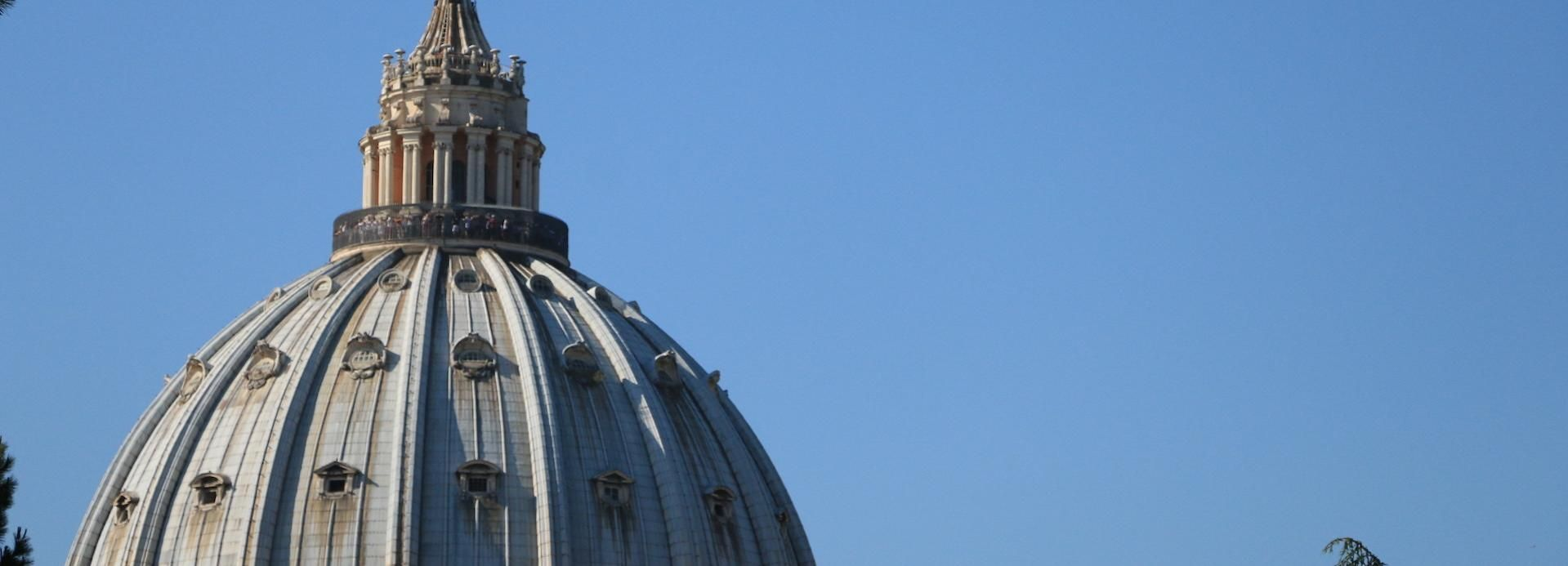 Rome: St. Peter's Basilica & Papal Tomb Tour with Dome Climb