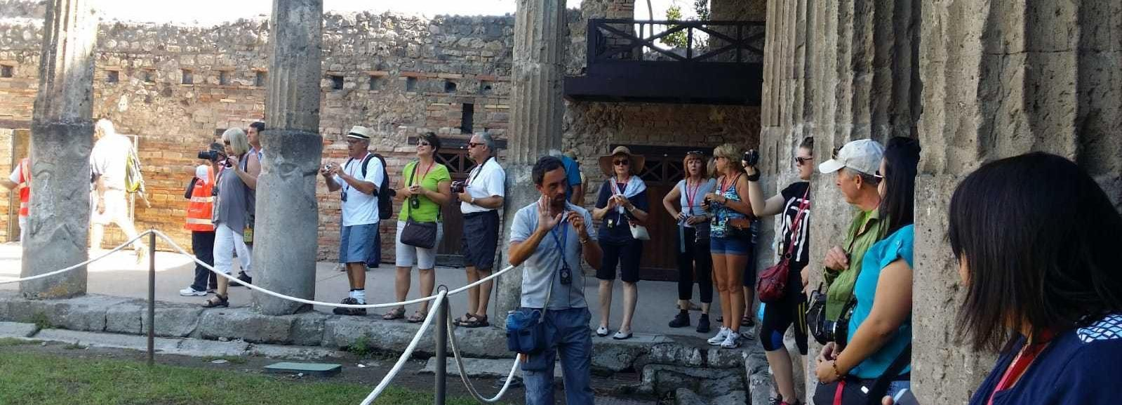 Pompeii: Half-Day Excursion from Naples or Sorrento