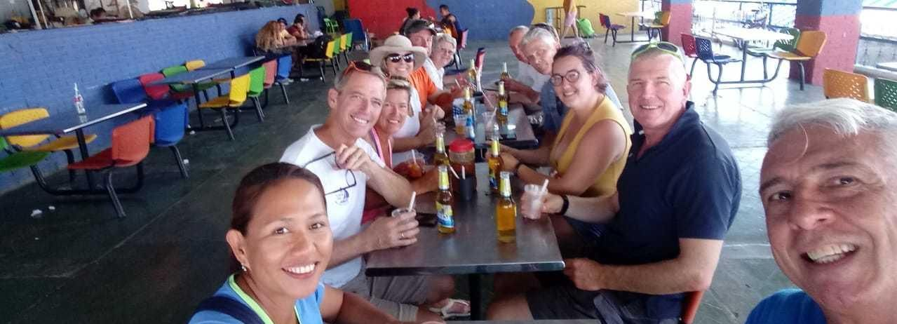 Santa Marta: Geführte Walking Food-Erfahrung