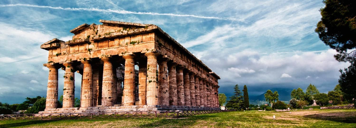 Paestum: visite des temples et du musée avec un guide archéologue