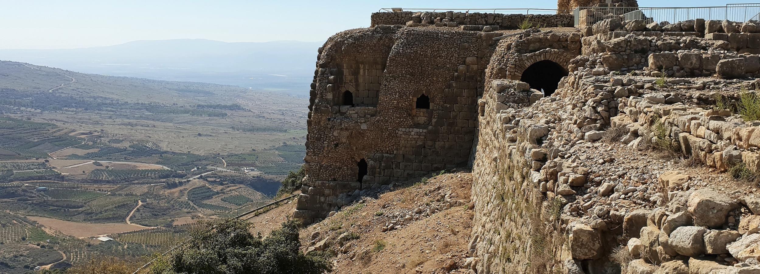 Da Tel Aviv: tour guidato privato di Banias & Golan Heights