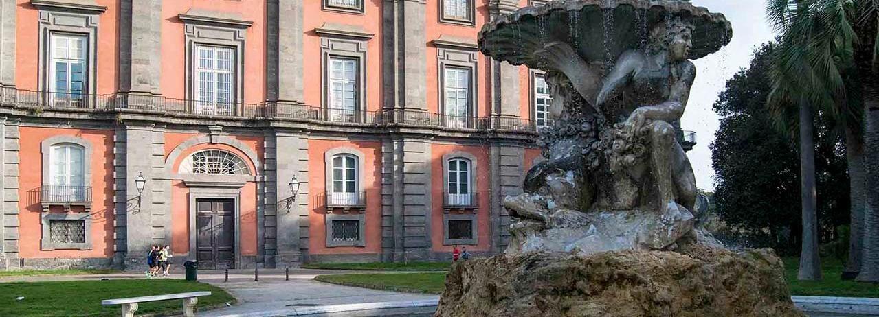 Naples: visite de la Galerie nationale de Capodimonte