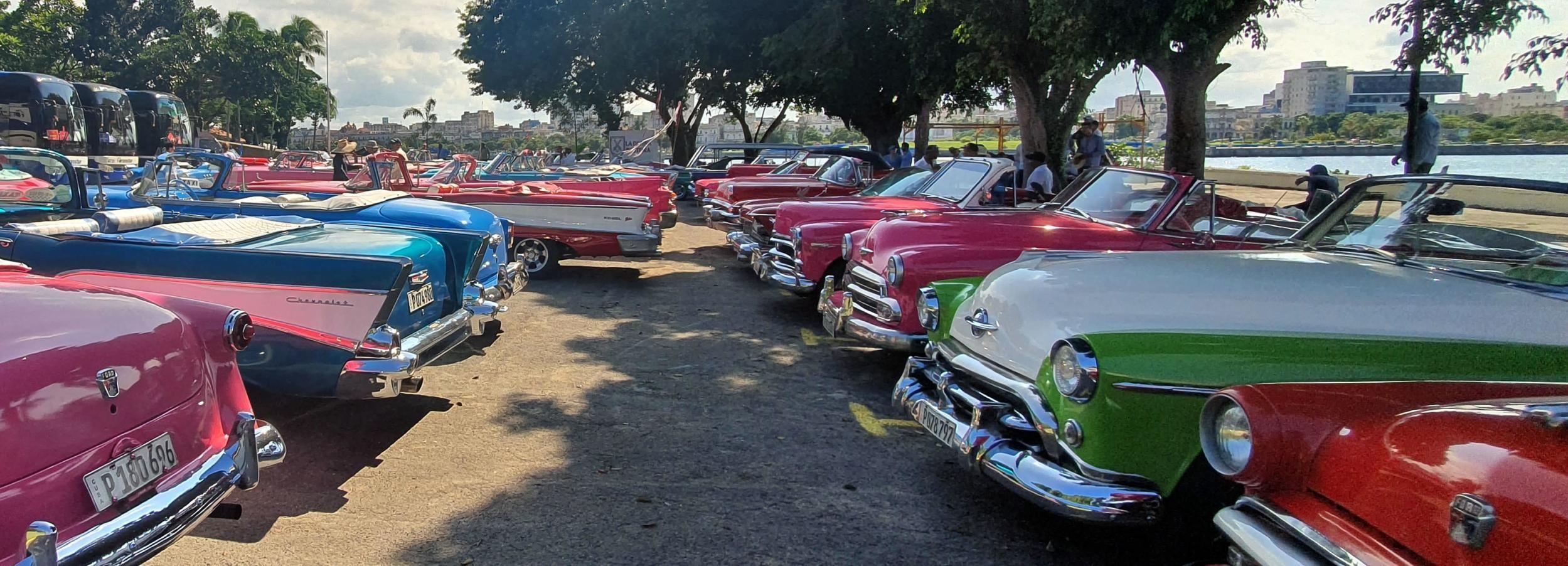 La Havane: visite panoramique de la ville avec déjeuner