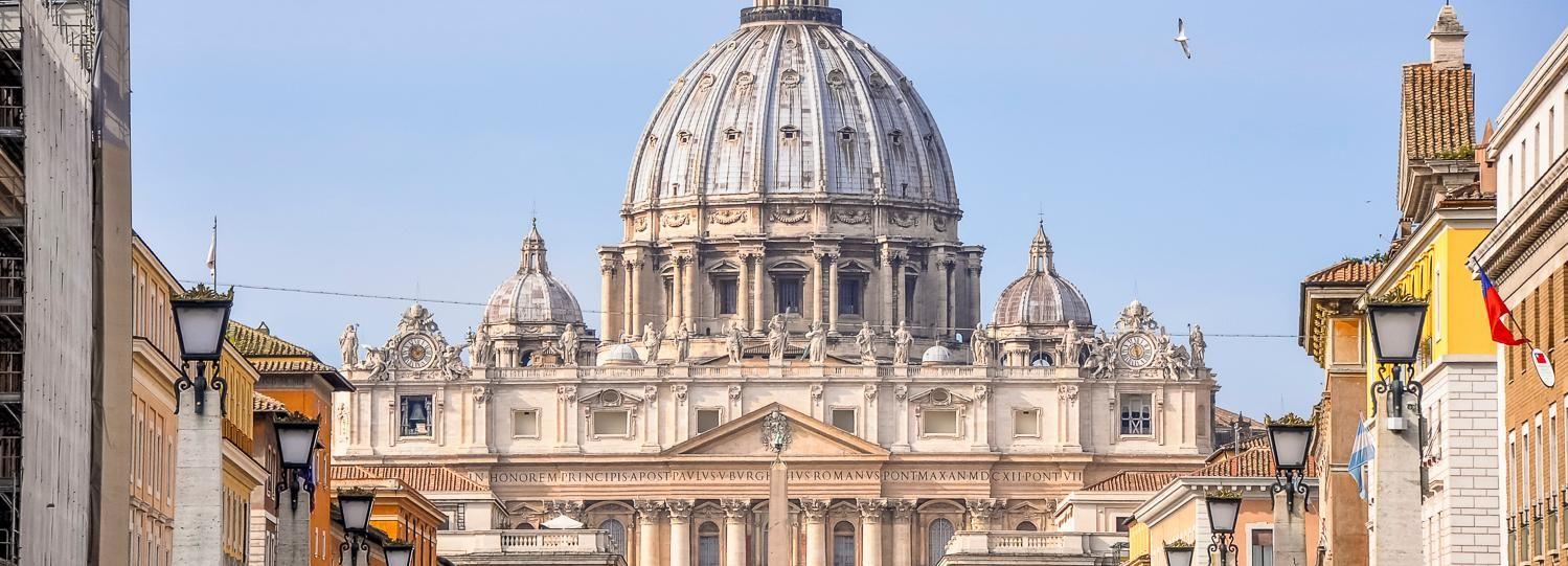 3-Hour Vatican Skip-the-Line Group Tour