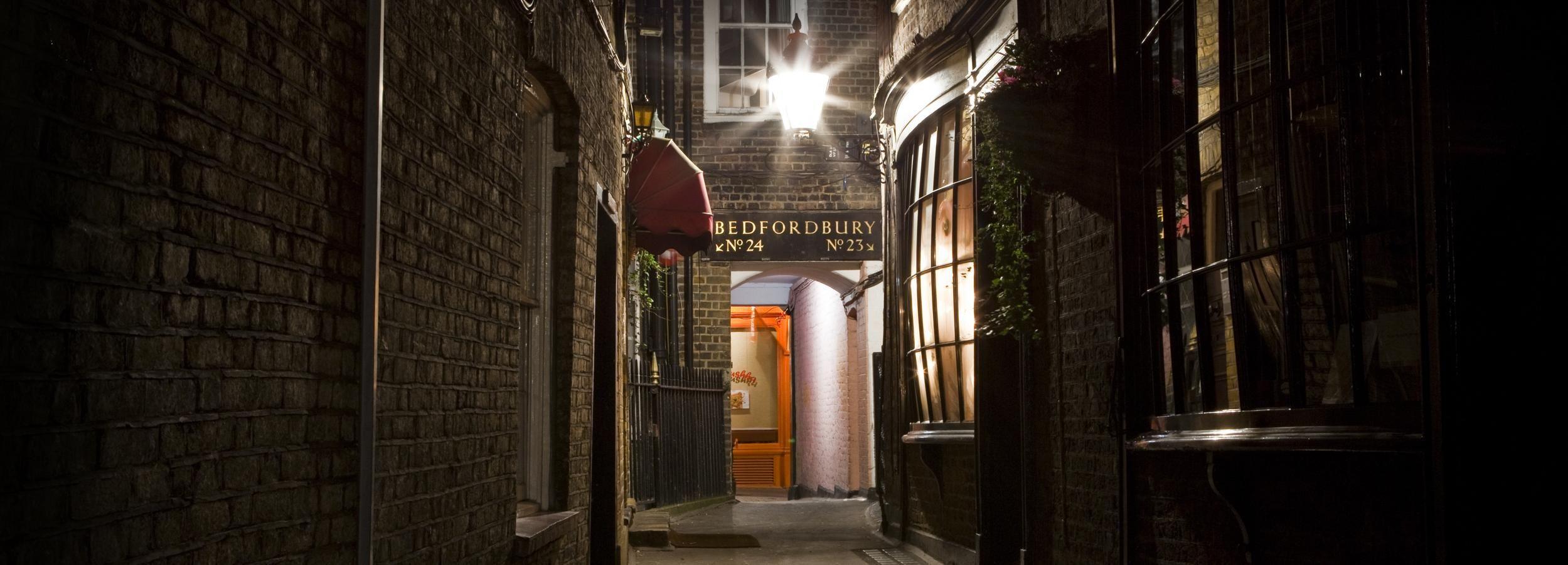 Londen: Jack the Ripper, interactieve wandeltocht met gids
