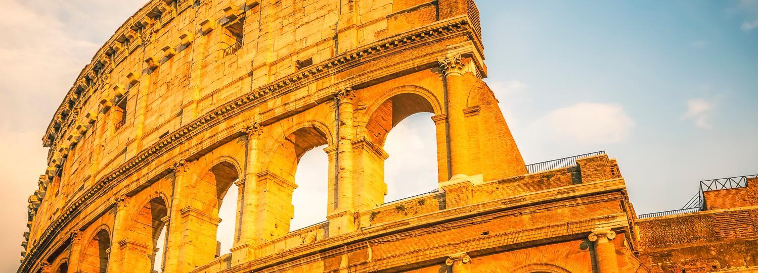 Ancient Rome: Colosseum and Roman Forum Private Tour