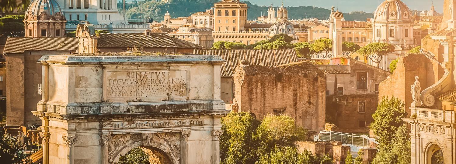 Roma: tour salta fila per il Colosseo, il Foro e il Palatino