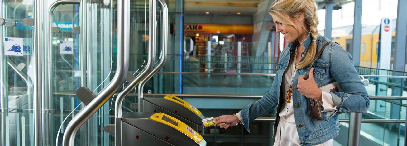Amsterdam: Amsterdam & Region Travel Ticket for 1-3 Days