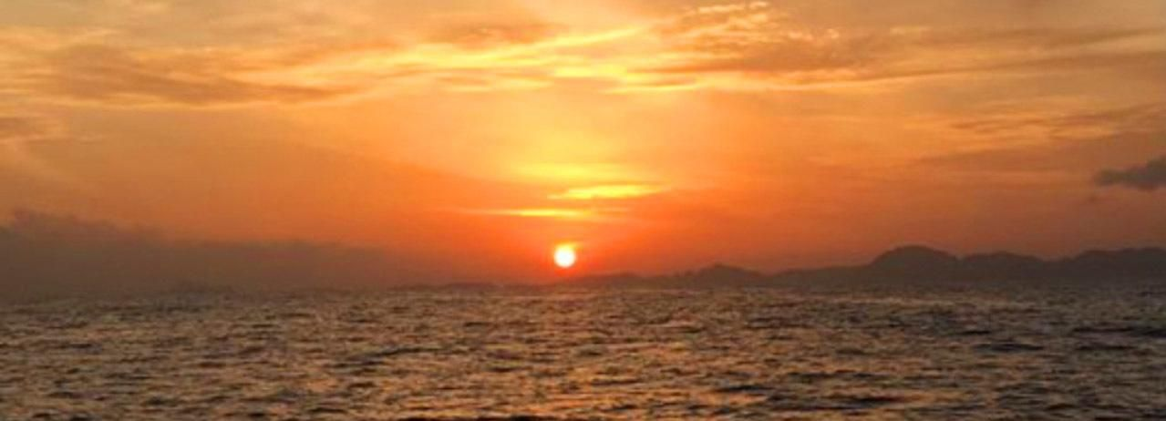 Sunset Tour by Speed Boat from Phi Phi Island