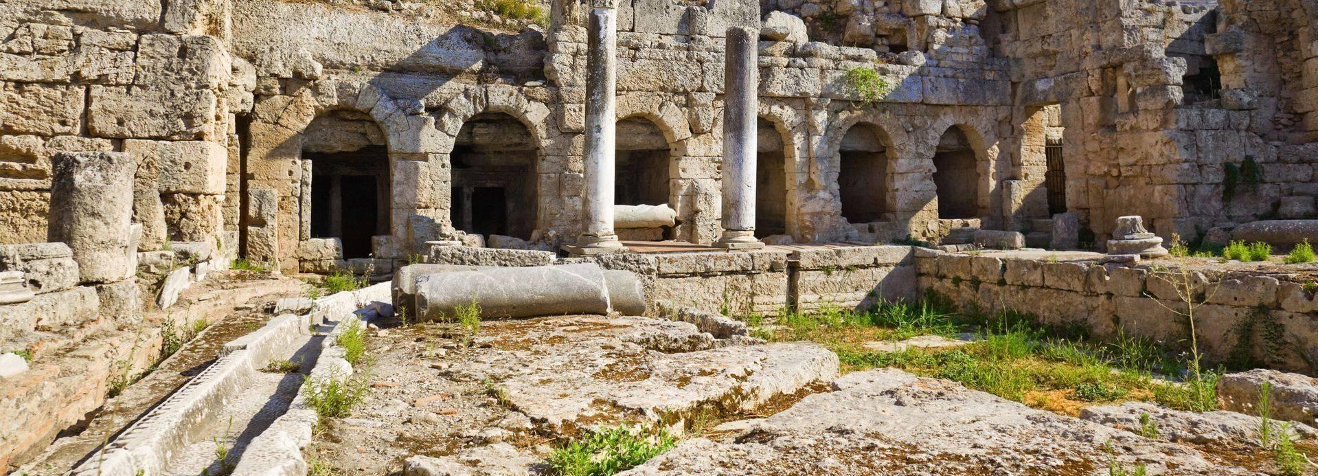 Atene: Road Trip a Corinto, Epidauro e Nauplia
