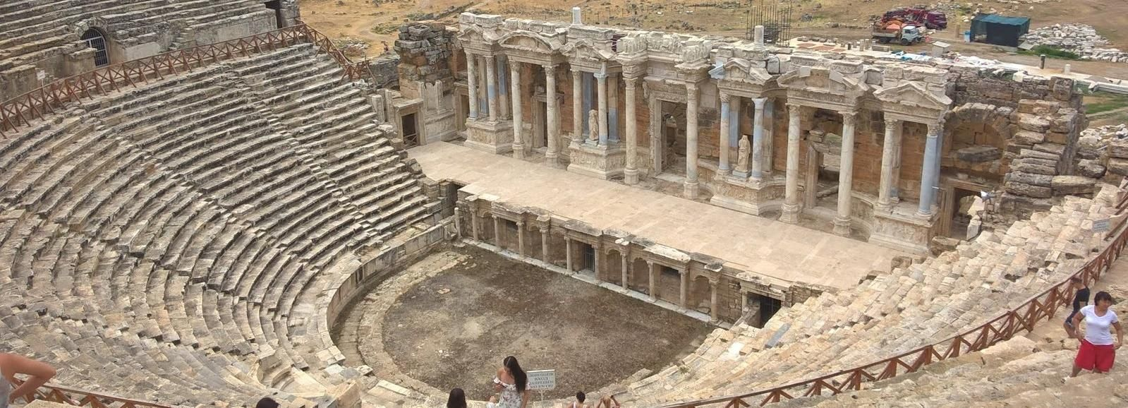 From Antalya: Pamukkale 1-Day Group Tour with Lunch