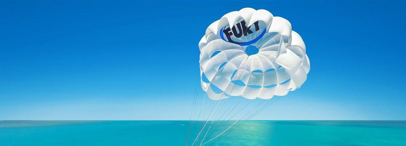Key West: Parasailing Flights