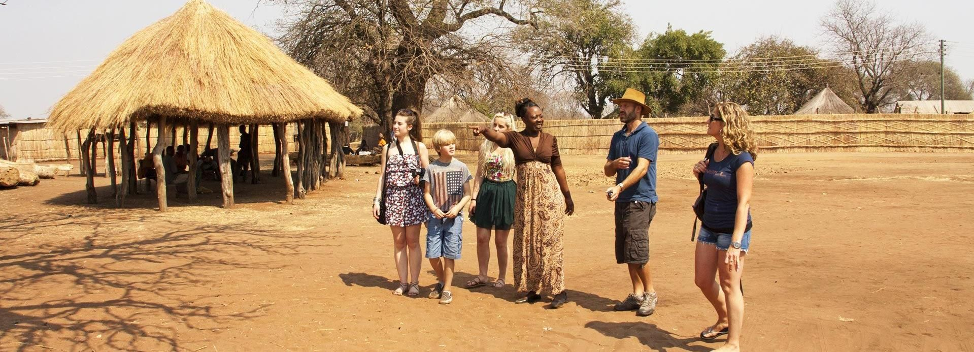Victoria Falls: Full-Day Tour with Dinner and Cultural Show