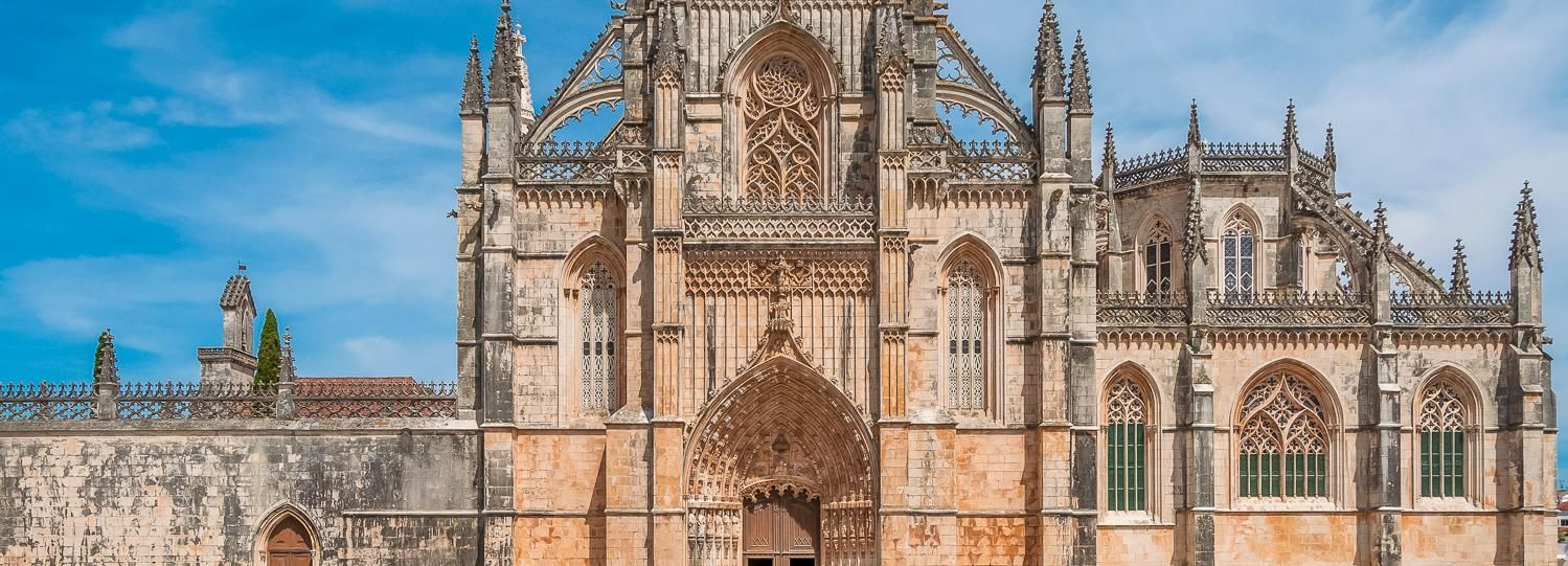 Batalha Monastery Entrance Ticket