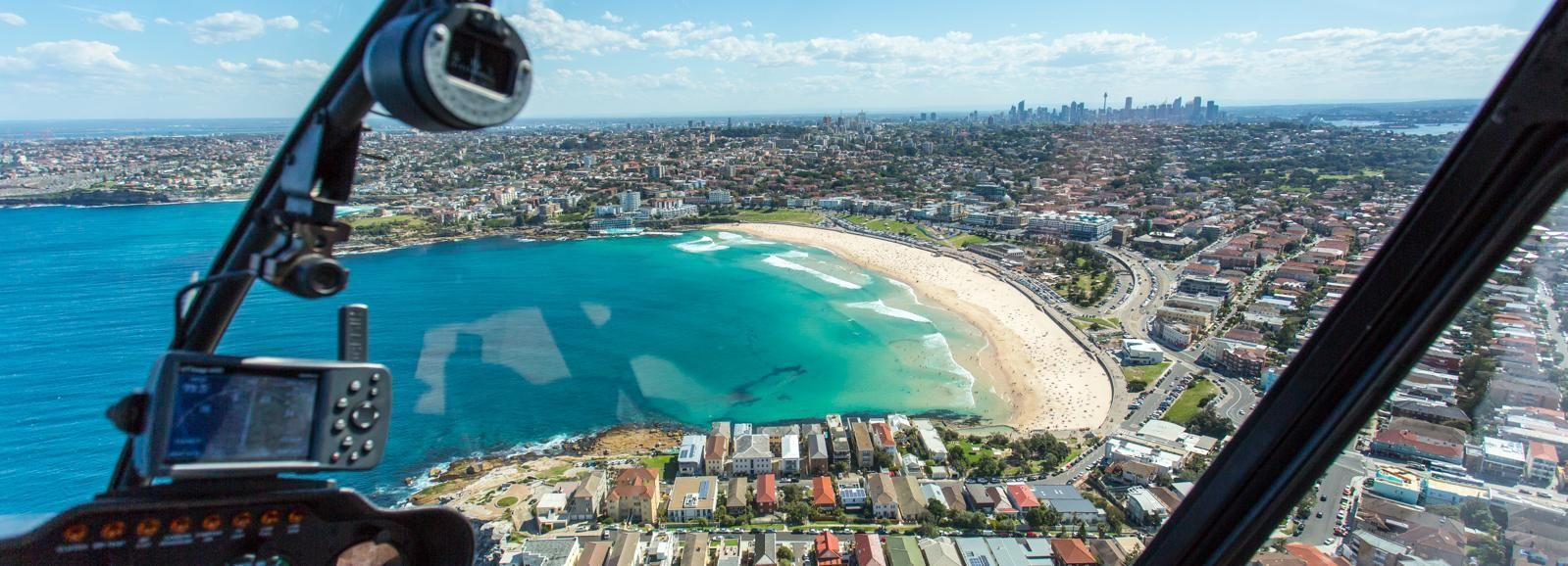Sydney Harbour: Private Helicopter Flight with Transfer